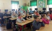 Zagrożenia na wsi - szkolenie dla dzieci z PSP w Płoskach