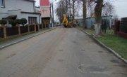 Budowa kanalizacji sanitarnej w Wąsoszu - prace budowlane