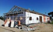 Postępy w rozbudowie wąsoskiego przedszkola