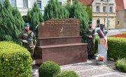 Odsłonięcie popiersia Marszałka Józefa Piłsudskiego