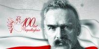 Uroczystość odsłonięcia popiersia Marszałka Józefa Piłsudskiego