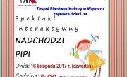 Nadchodzi Pipi - przedstawienie dla dzieci