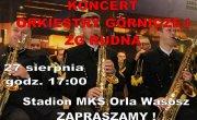 Koncert orkiestry górniczej ZG Rudna