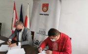 podpisywane umowy