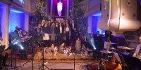 występ chóru w wąsoskim kościele