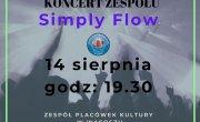 plakat koncertowy